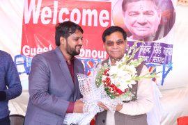 Sh Mahendra Singh Mahra MP