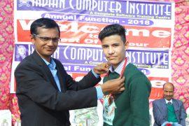 Best student 2018