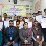 MSME Tally program certificates distribution 2019