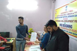 MSME Certificates Distribution 2019